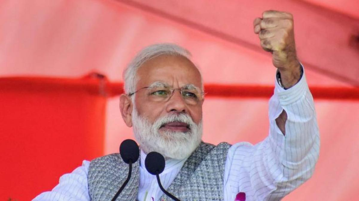 PM Narendra Modi to hold 4 rallies today