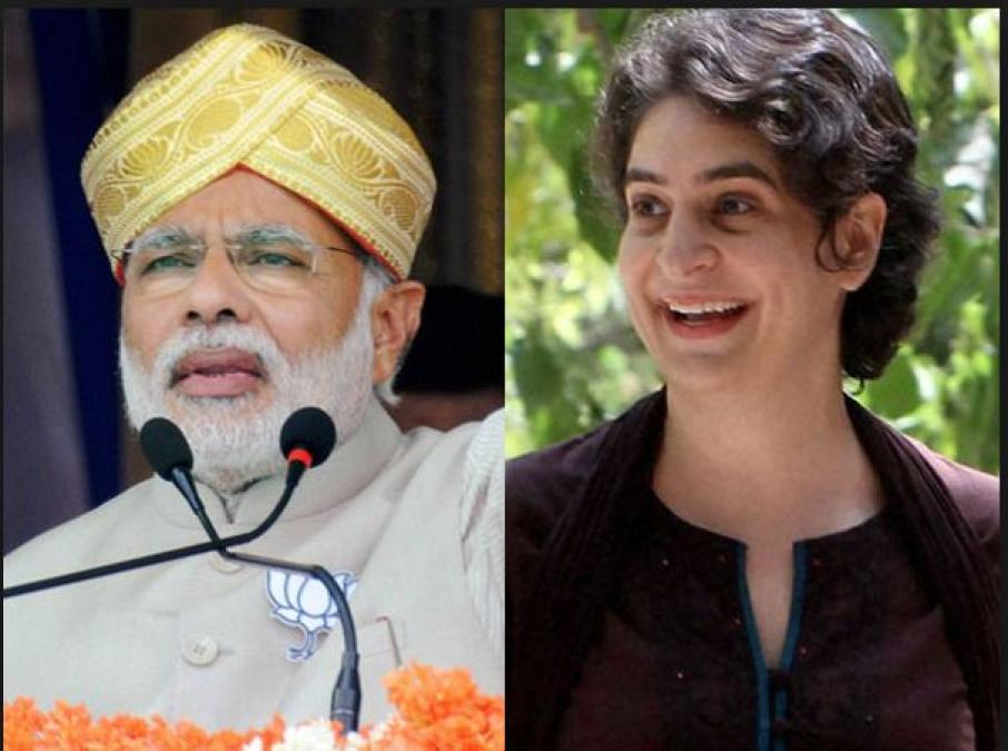 Priyanka Gandhi will pose a strong challenge to PM Modi: Robert Vadra state if she contests