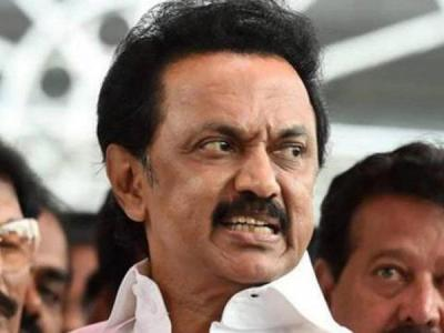 DMK president MK Stalin violates Model code of conduct, Case lodged by AIADMK