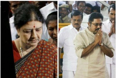 AIADMK declared about ouster of V.K. Sasikala and Dinakaran from Party
