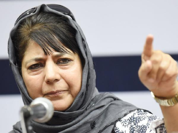 BJP using Kashmir to come back in power: Mehbooba Mufti