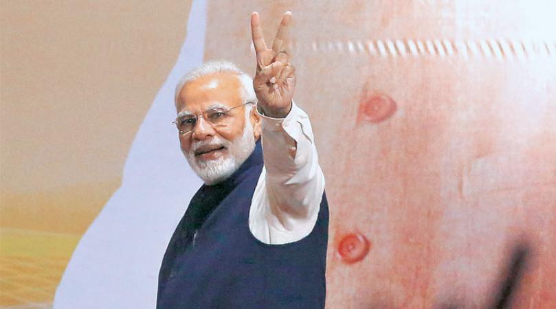 Pm Narendra Modi and Mamata Banerjee wishes Andhra CM on his Birthday