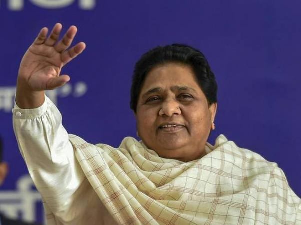 SP workers should learn from our party: Mayawati