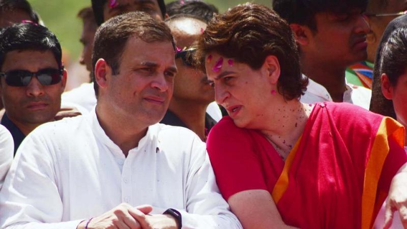 Will contest from Varanasi if Rahul Gandhi wants: Priyanka Gandhi