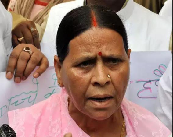 BJP trying to poison him in hospital, not letting anyone meet: Rabri Devi