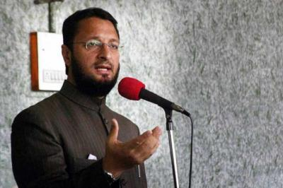 AIMIM chief Asaduddin Owaisi slammed BJP for not taking action against Sadhvi Pragya
