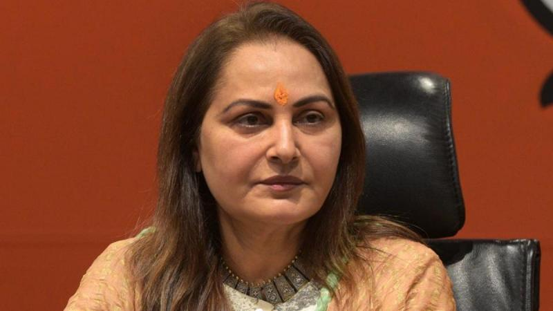 Case registered against Jaya Prada for her comments on Azam Khan, Mayawati
