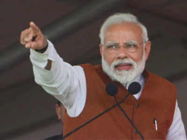 PM Narendra Modi to address two Public meetings in Rajasthan