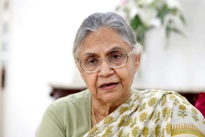 Congress announces candidates for Delhi, Sheila Dikshit fielded against Manoj Tiwari