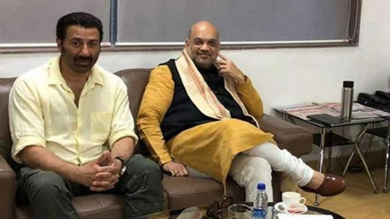 Sunny Deol joins BJP, will contest from Gurudaspur
