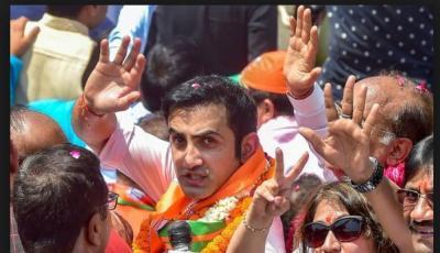 BJP candidate Gautam Gambhir is the richest candidate from Delhi