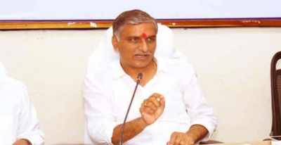 Finance Minister T Harish Rao accused center for this in Telangana