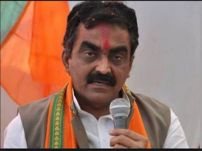 MP's BJP president Rakesh Singh create major blunder while commenting on terrorism