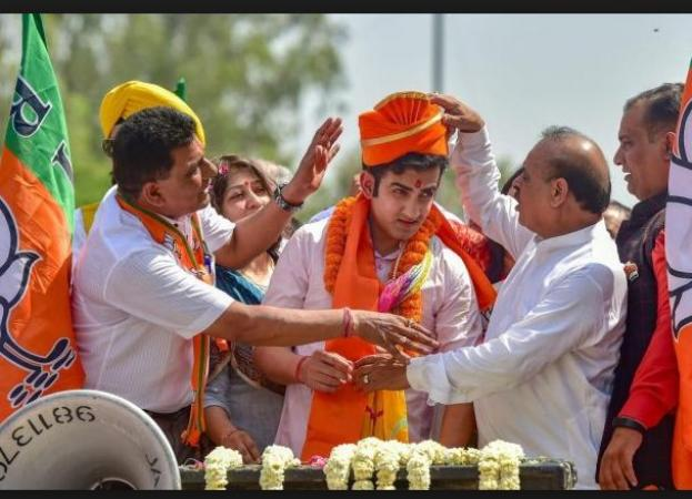 AAP candidate files criminal complaint against Gautam Gambhir, may face disqualification