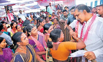 Finance Minister T Harish Rao held election rally in Siddipet, says this