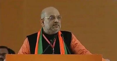 No Power on earth can snatch Kashmir from India: Amit Shah