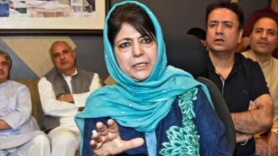 If 370, 35A are a hindrance, set Kashmir free: Mehbooba Mufti