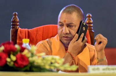 UP CM Yogi Adityanath calls Mulayam, wishes him good health