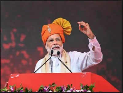 PM Modi addresses high-pitched political campaign rallies in Bihar and UP, today