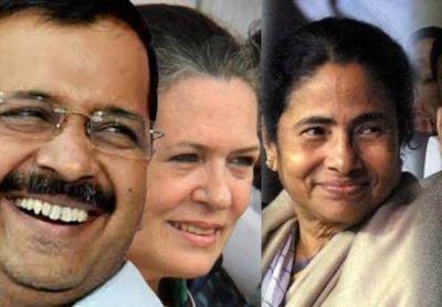 Mamata Banerjee making strategies with Sonia, Kejriwal to defeat BJP in 2019 Elections