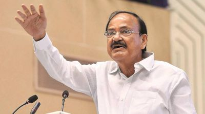 Rajya Sabah chairman, Naidu appeals members to let house function smoothly