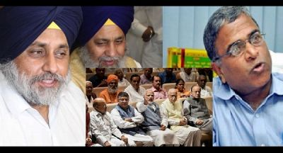 NDA argues over Harivansh's candidature, Akali Dal against it