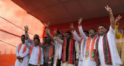 All 6 MLA's of TMC, Tripura Join The BJP Party