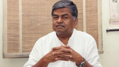Cong' BK Hariprasad sure of win in RS Dy Chairman Polls