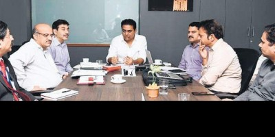 Bold reforms are the need of the hour: KT Rama Rao