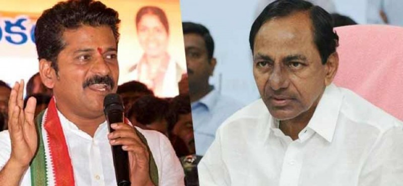 Revanth Reddy increases pressure on KCR | News Track Live, NewsTrack  English 1