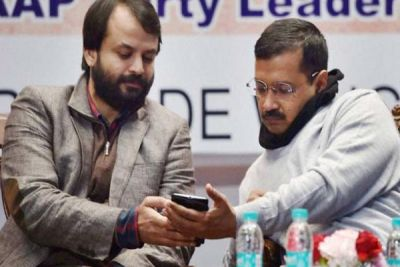 After Ashutosh, Ashish Khetan also resigns from Aam Aadmi Party