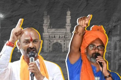 Hyderabad GHMC Election, BJP leads in 85/150 seats