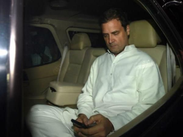 In Modi's India, the EVMs have mysterious powers, Stay alert : Rahul Gandhi