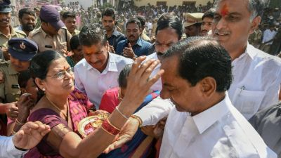 Telangana Polls: The votes counting for the multi-corner contest started