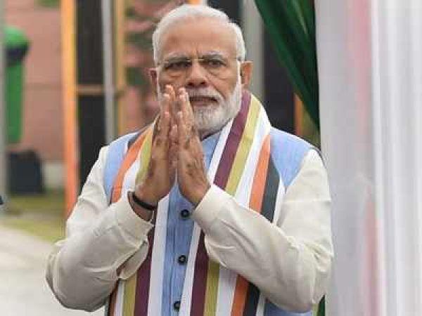 PM Modi tweets:
