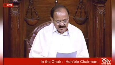 Parliament winter session:Rajya Sabha is adjourned till 2.30 p.m.