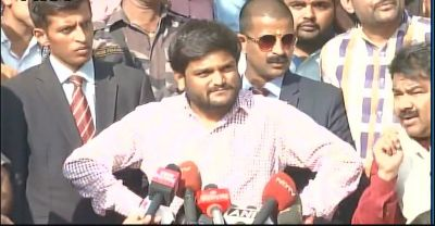 Hardik Patel alleged EVM said 'EVM tempering is reason to win for BJP in GUj and HP'