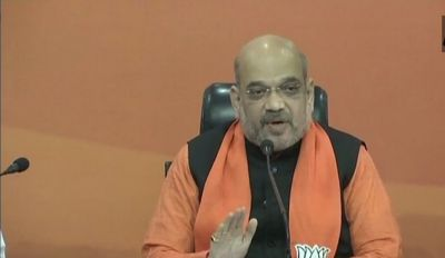 Gujarat and HP Polls Result Amit Shah says Development defeats Dynasty