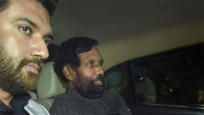 Ram Vilas Paswan, son to meet Arun Jaitley over 2019 LS polls seat sharing