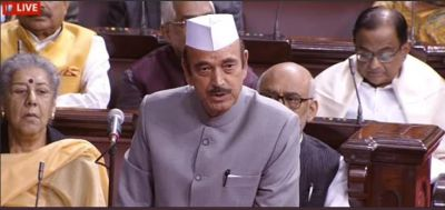 All political parties' stand united with Centre on Jadhav-Meet issue in Parliament