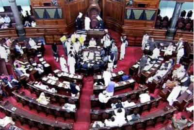 BJP, Congress  Issue Whips to MPs as Triple Talaq Bill  will present in Rajya Sabha Today