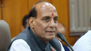 Rajnath Singh to campaign in Bishada village today