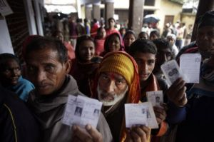 First phase of Assembly Elections began in Uttar Pradesh