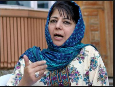 Muslim Cities names are being changed by Hindu names, Muslims are killed in the name of cow vigilantism: Mehbooba Mufti