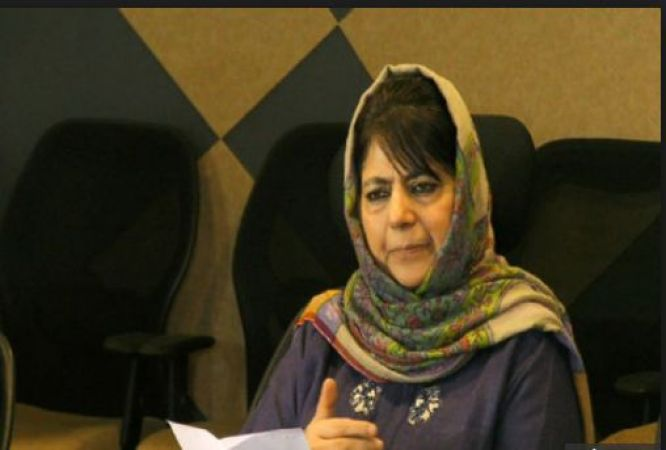 Govt. wants to disempower Muslims of Jammu and Kashmir: Mehbooba Mufti