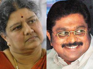 Sasikala nephew TTV Dinakaran appointed as general secretary of AIADMK