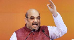 Amit Shah targets CM Akhilesh Yadav in Gorakhpur rally