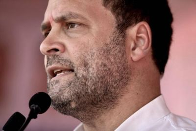 """""""PM and his FM haven't spoken a word"""": Rahul Gandhi all-out attacked on Modi Govt"""