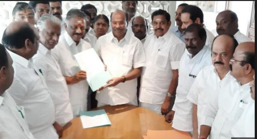 AIADMK get into an alliance with TamilNadu's  PMK, now all eyes upon BJP