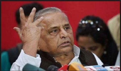 Mulayam Singh Yadav slammed his son Akhilesh Yadav on SP and BSP alliance